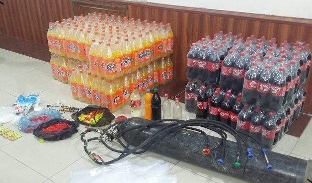 "Сохта ""Coca-cola"" ва ""Fanta""лар фош қилинди"