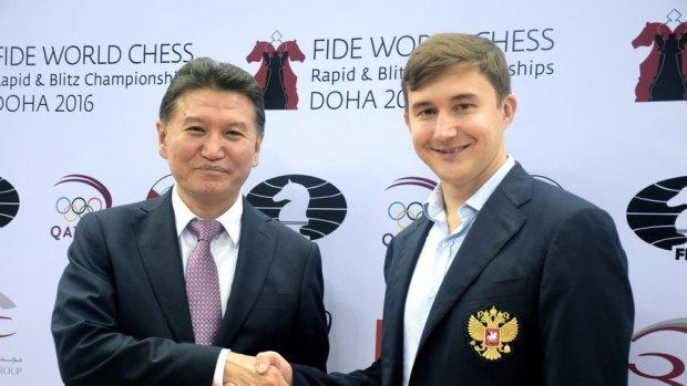 Россиялик шахматчи Карякин жаҳон чемпиони бўлди