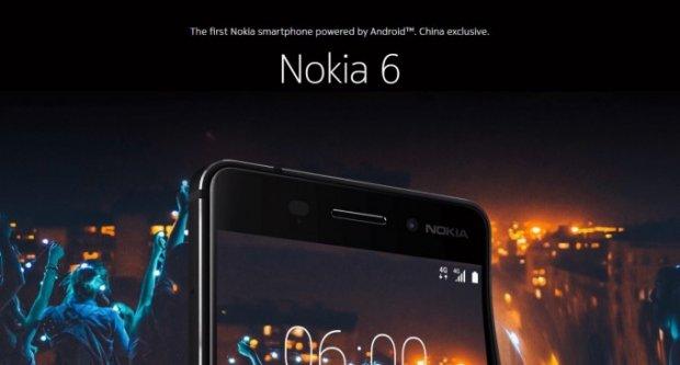 Nokia 6 смартфони расман тақдим этилди