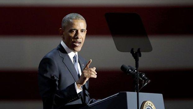 Обама: ИШИД йўқ қилинади