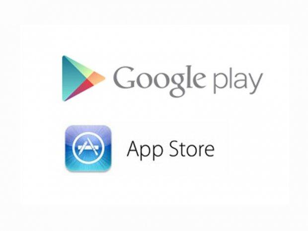 Google Play va App Store daromadlari 40 foizga o'sdi