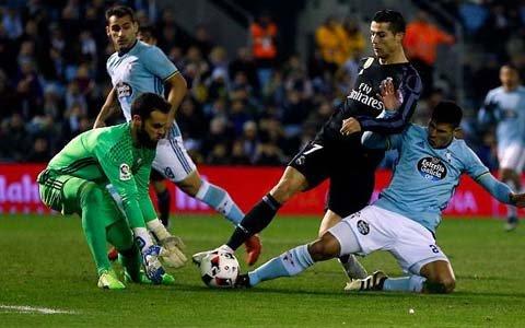 «Реал» сафарда «Сельта» билан дуранг ўйнади ва Испания кубогидан чиқиб кетди