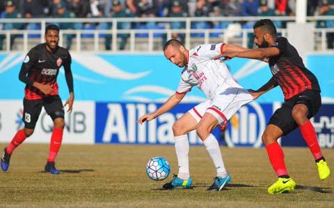 «Lokomotiv» Toshkentda «Al-Ahli»ni ishonchli tarzda engdi