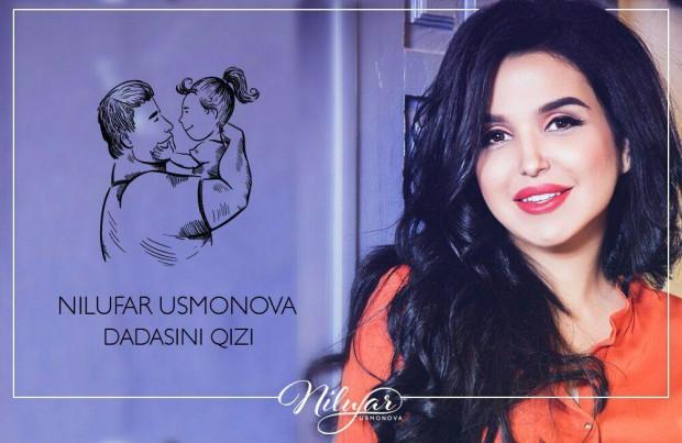 Nilufar Usmonova qizini sog'ingan ota nomidan qo'shiq ijro etdi (Audio)