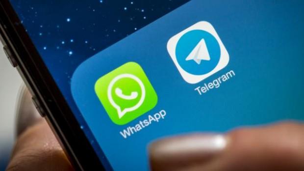 WhatsApp ва Telegram мессенжерларининг заиф жойлари аниқланди