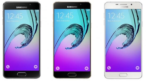 Тошкентнинг «Малика» савдо марказида сотилаётган Samsung смартфонларининг нархлари (2017 йил 16 март)