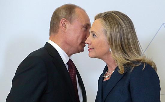 Tramp Hillari Klintonning Rossiya bilan aloqalarini tekshirishga chaqirdi