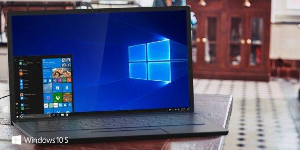 Chrome OS raqobatchisi – Windows 10 S taqdim etildi