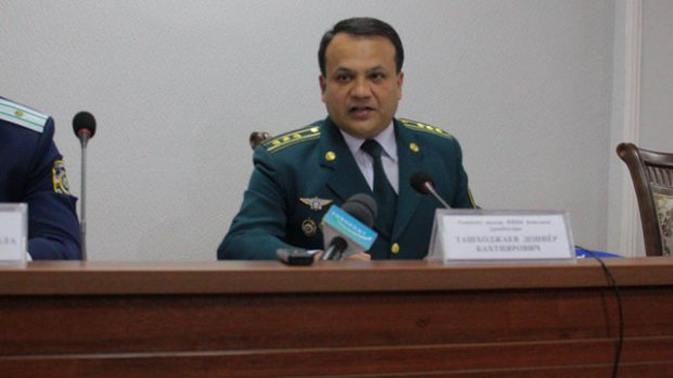 #SpravedlivostJasuru Toshkent shahar IIBB: Gumondorning qochib ketmasligi choralari ko'rilgan