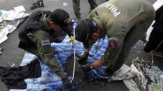 Tailandda kuchli portlash sodir etildi