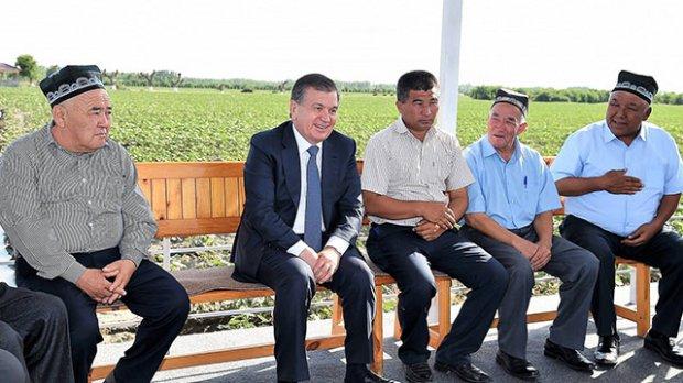 Shavkat Mirziyoyev Farg'onaga tashrif buyurdi