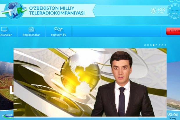 «Ўзбекистан 24» телеканали тез кунда иш бошлайди