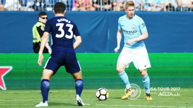 «Manchester Siti» «Tottenhem»ga 3ta gol urdi