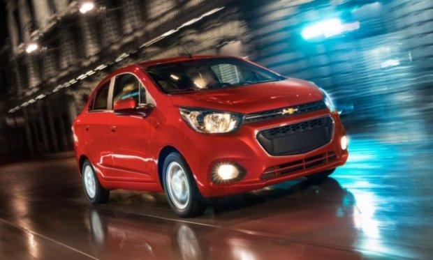 Chevrolet Sparkнинг янгича кўринишдаги модели тақдим этилди