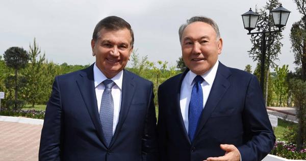 Shavkat Mirziyoyev Ostona shahriga yetib bordi