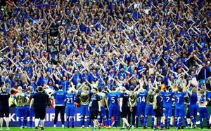 I гуруҳи. Исландия мундиалда! Украина эса Россияга бормайдиган бўлди