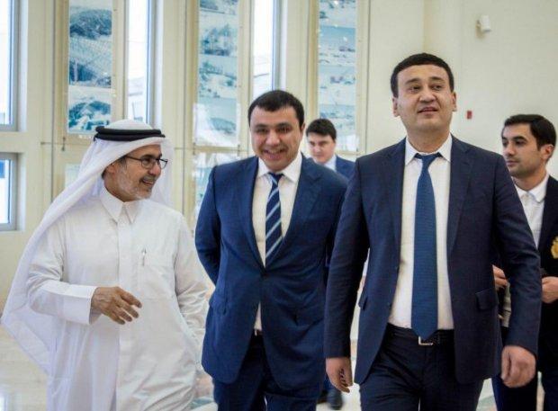 O'FFning yangi prezidenti Qatarda uchrashuvlar o'tkazmoqda