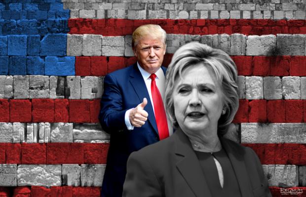 Tramp Xillari Klinton AQSH prezidentligi uchun yana kurash olib borishiga umid bildirmoqda