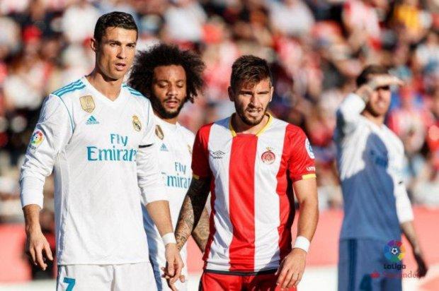 """Испания. """"Реал"""" Каталонияда мағлубиятга учради"""