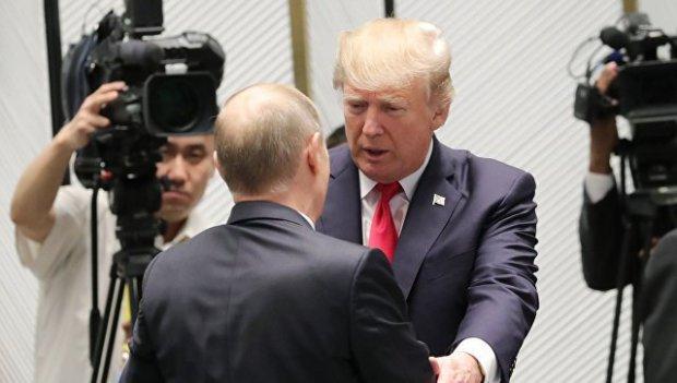Трамп Путиннинг ёрдамига умид билдирмоқда