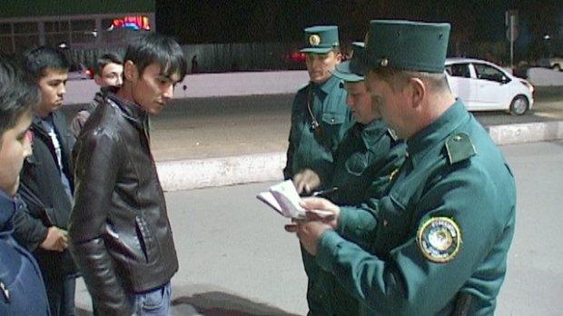 Toshkent shahar YHXBning tezkor tadbiri boshlandi