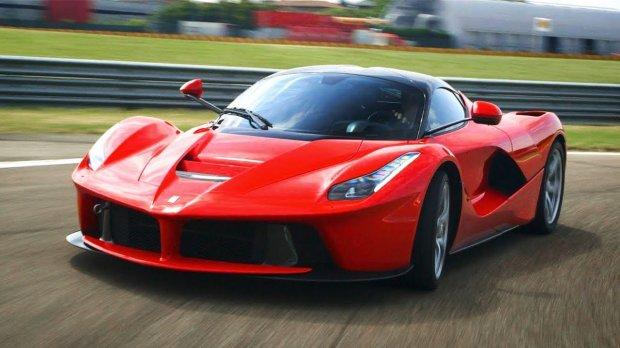 Ferrari электрик суперкар яратади