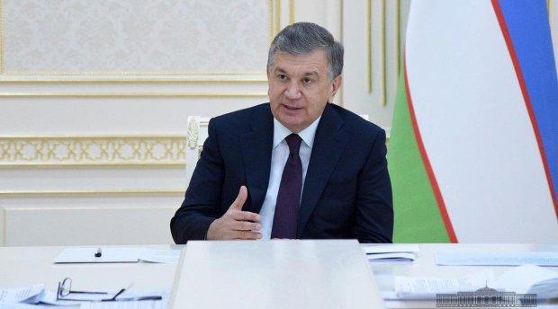 Президент Шавкат Мирзиёев МХХ биносига ташриф буюрди