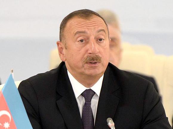 """Ozarboyjon prezidenti: """"Biz Yerevanni qaytib olishimiz kerak"""""""