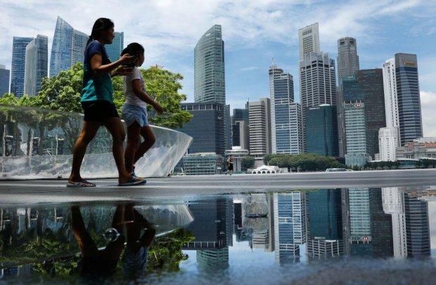 Сингапур бюджетидан ортган 700 миллион доллар аҳолига тарқатилади