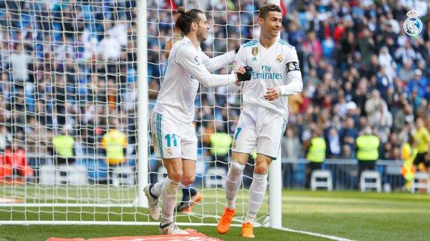 Ла Лига. BBC голлари «Реал»га ишончли ғалабани келтирди
