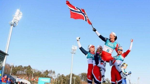 Олимпиада якунланди. Норвегия — умумжамоа ҳисобида ғолиб