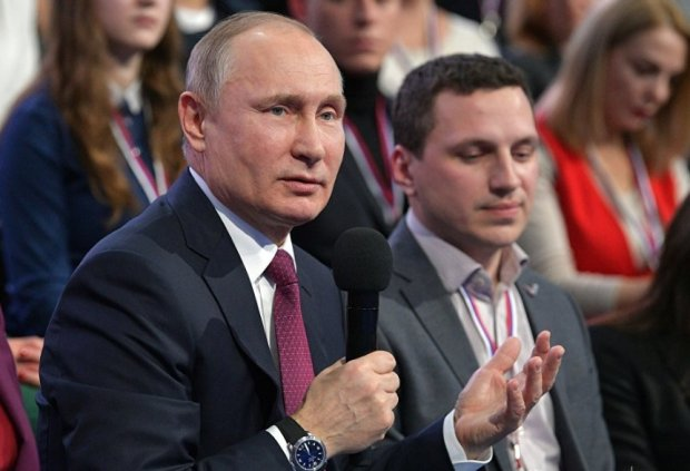 Путин президент бўлмаганда нима билан машғул бўлиши ҳақида сўзлаб берди