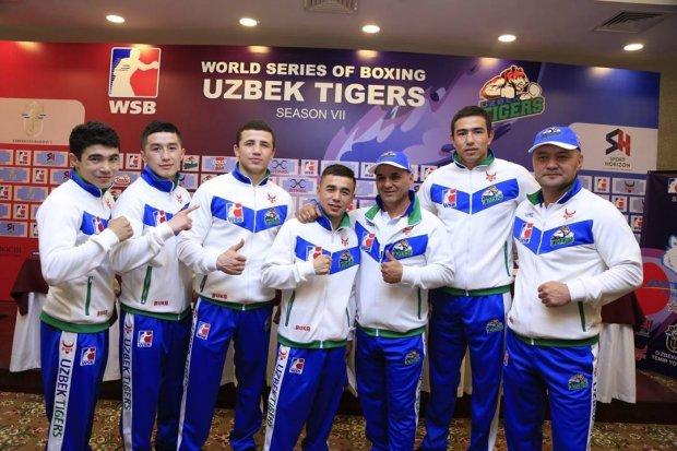 """Uzbek Tigers""нинг Колумбияга борадиган таркиби билан танишинг"