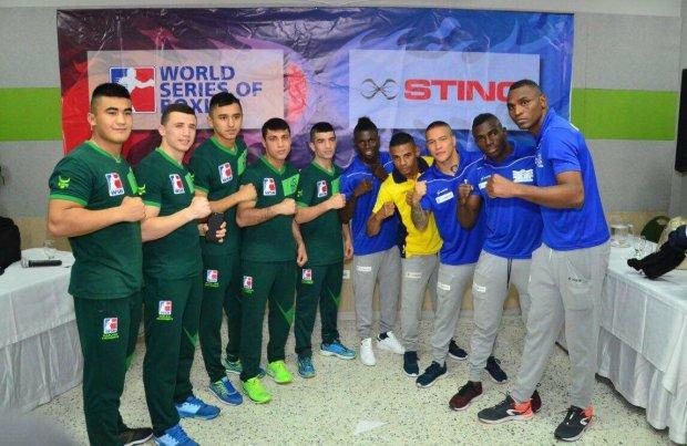 """""""Uzbek Tigers"""" va """"Colombia Heroicos"""" 2:3"""