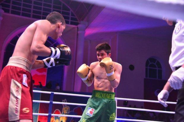 """Nodirjon Mirzaahmedov """"Uzbek Tigers""""ga ilk g'alabani taqdim etdi"""