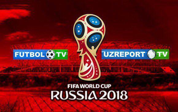 «UZREPORT TV» JCh-2018 translyatsiyasi huquqini qo'lga kiritdi