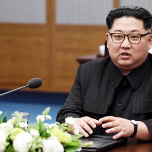 Ким Чен Ин ядровий полигонни омма олдида йўқ қилишга ваъда берди