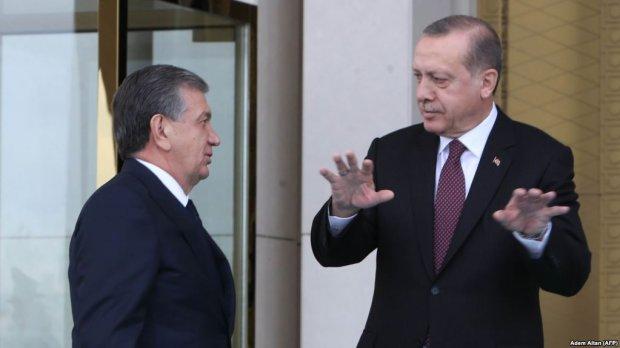 Эрдўған нима учун Ўзбекистонга катта делегация йўл олгани сабабини маълум қилди