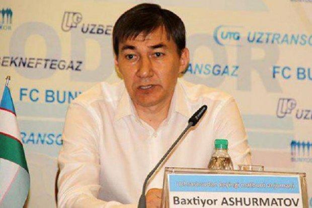 Baxtiyor Ashurmatov: «Nasaf» ham yaxshi o'yin ko'rsatdi