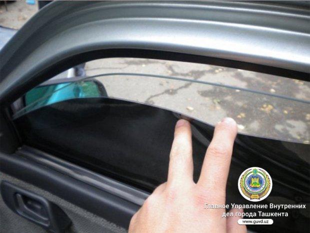 ИИББ: «Ўзбекистонда «тонировка»га ҳали рухсат берилмаган»