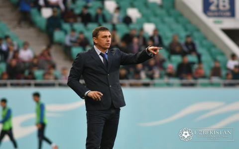 """Andrey Shipilov: """"AGMKga qarshi o'yinga bir hafta tayyorlandik"""""""