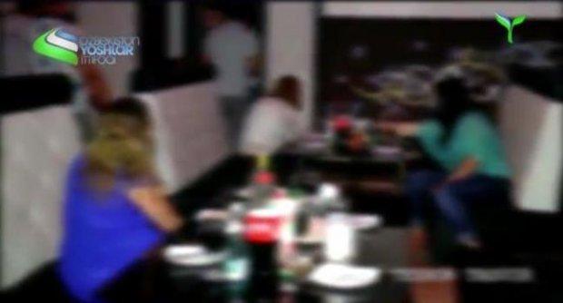 Пойтахтдаги тунги клубларда рейд ўтказилди (видео)