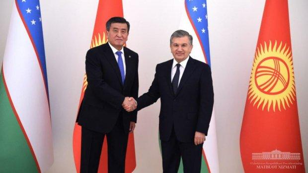 Шавкат Мирзиёев 3 сентябр куни Қирғизистонга боради