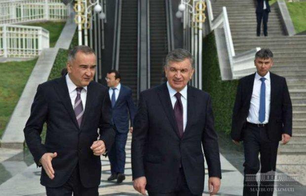 Toshkent shahar hokimining jahli chiqdi! (video)