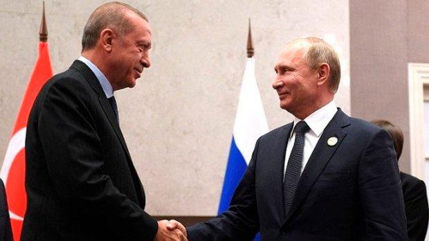 Путин ва Эрдўған 4,5 соатлик музокарадан кейин Идлиб бўйича келишувга эришди