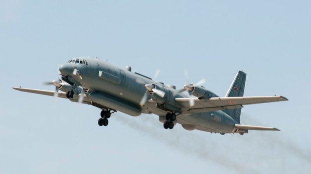 Россия Мудофаа вазирлиги Ил-20 ким томонидан уриб туширилганини маълум қилди