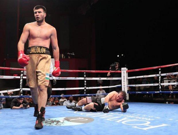 Bahodir Jalolov amerikalik bokschiga qarshi ringga koʻtariladi (foto)