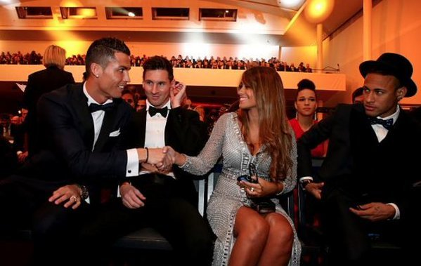 Ronaldu va Messi FIFA prezidentining jahlini chiqardi