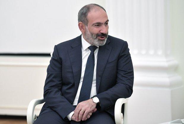 Armaniston bosh vaziri Nikol Pashinyan iste'foga chiqdi