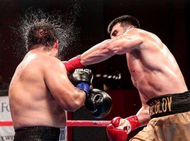 Баҳодир Жалолов профессионал боксдаги 4-жангини ҳам нокаут билан якунлади
